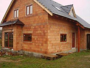 pohled na dům jihozápad