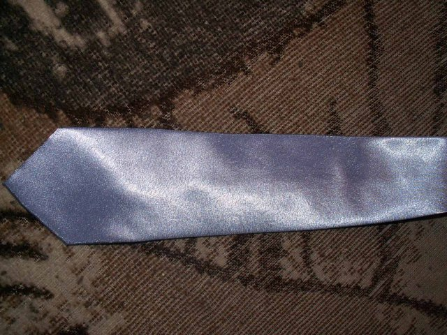 Uz sa neviem dočkat - toto je samotná popolnočná kravatka
