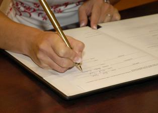 Podpis...to byl docela zmatek...kam co napsat.