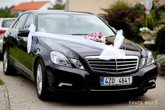 krásná výzdoba auta