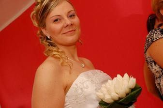 nevěsta připravená