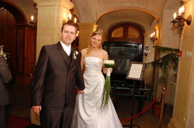 Novomanželé Gillovi