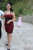 čipkovane šaty, 38