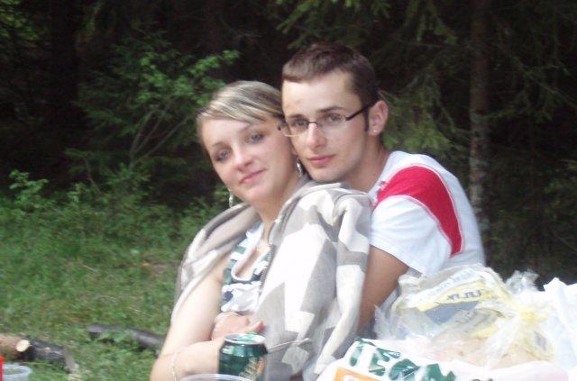Martinko a Majka... - ...dávno, ešte na začiatku:)...