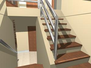 schody - pohlad 1
