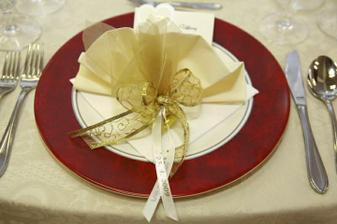 Darčeky pre svadobných hostí ale vo fialovej farbe