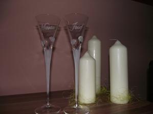 Naše poháre a už su doma a celé