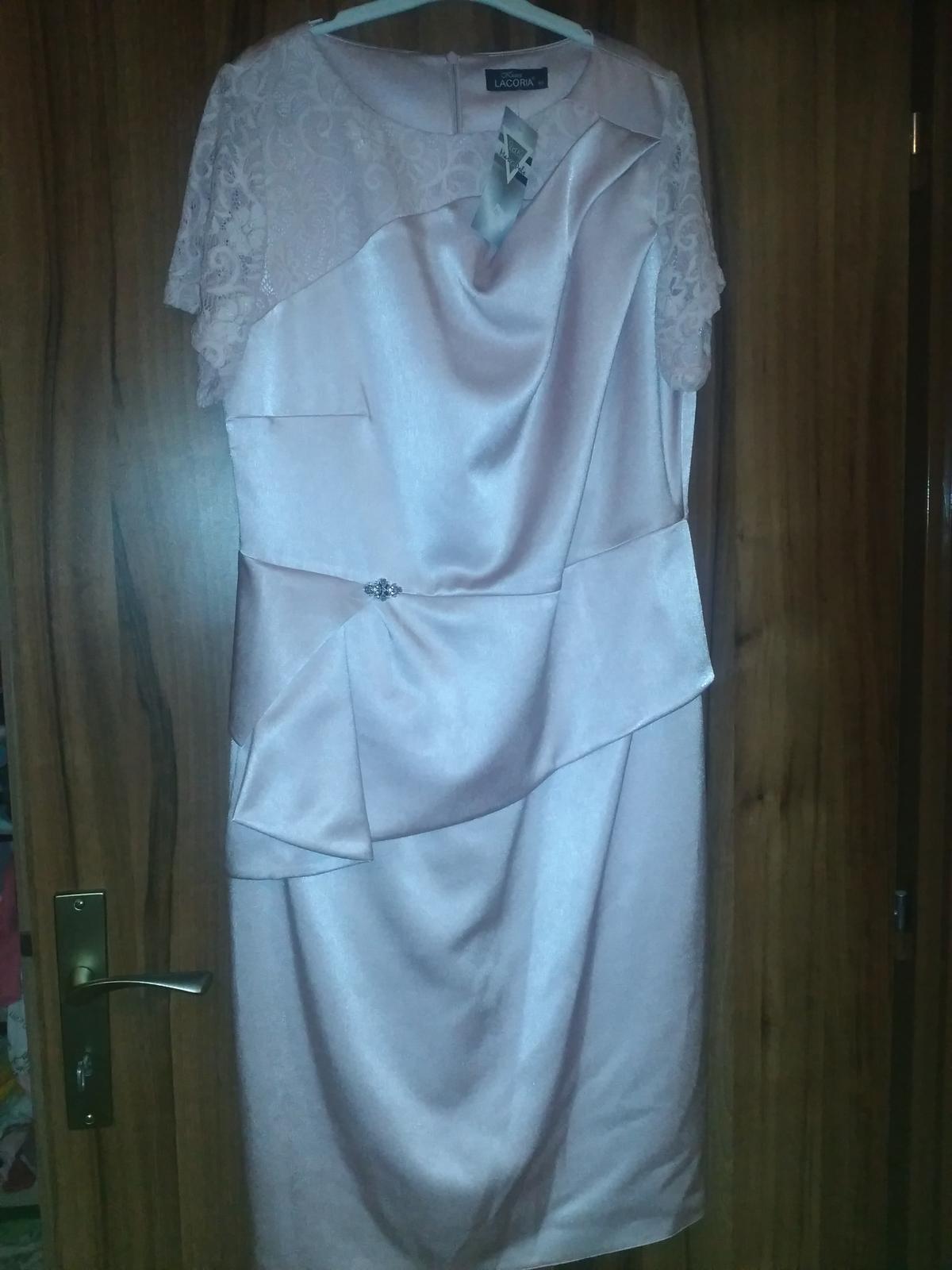 Spoločenské šaty s visačkou  - Obrázok č. 1