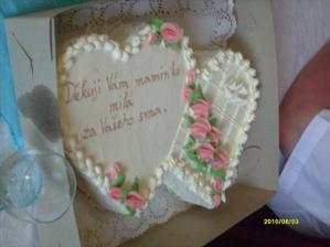 maminčin dort