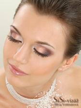 viem si predstavit takyto svadobny make-up aj na mne ;-)