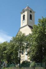Kostol v Košeci