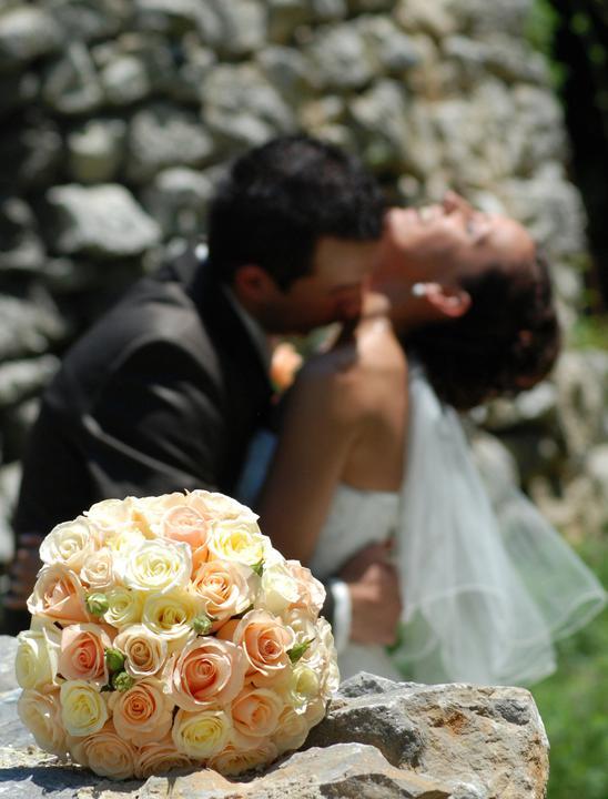 11.6.2011 - Moja svadobná kytička