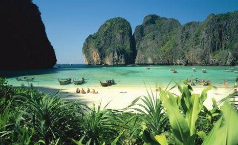 Nas specialny den - phi phi island thailandia