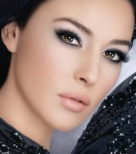 make-up tvár