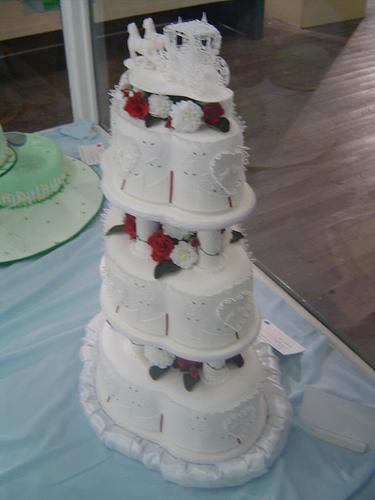 Nas specialny den - torta