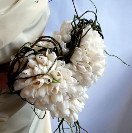 Keby som sa mohla odviazať... - ...vôni kvetov...