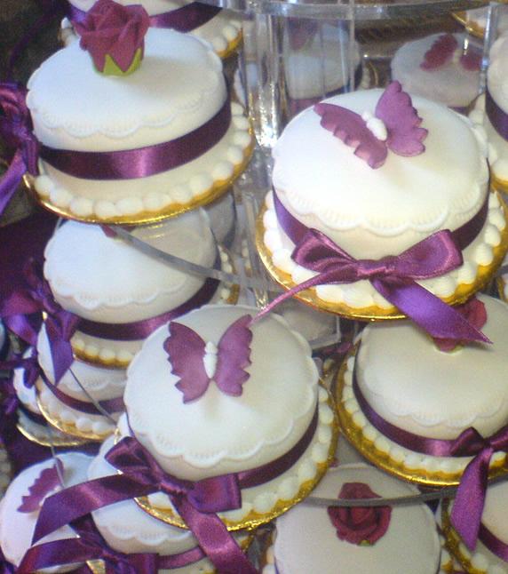 Úžasné minicakes - Obrázok č. 66