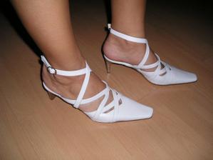 To jsou moje botičky