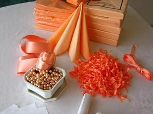 Oranžová prostě vede!
