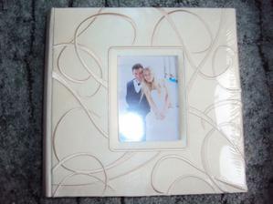 Svatební album-od segry;o)