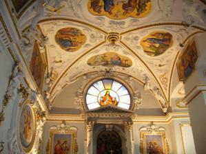 Klenba zámecké kaple