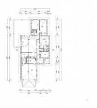 zjednodušený projekt - uspořádání pokojů