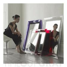 Ghost mirror raz do spálne...ale  akej farby ? ... Ghost stolička je číra...