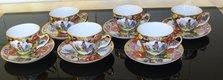 Stará čínská čajová súprava,