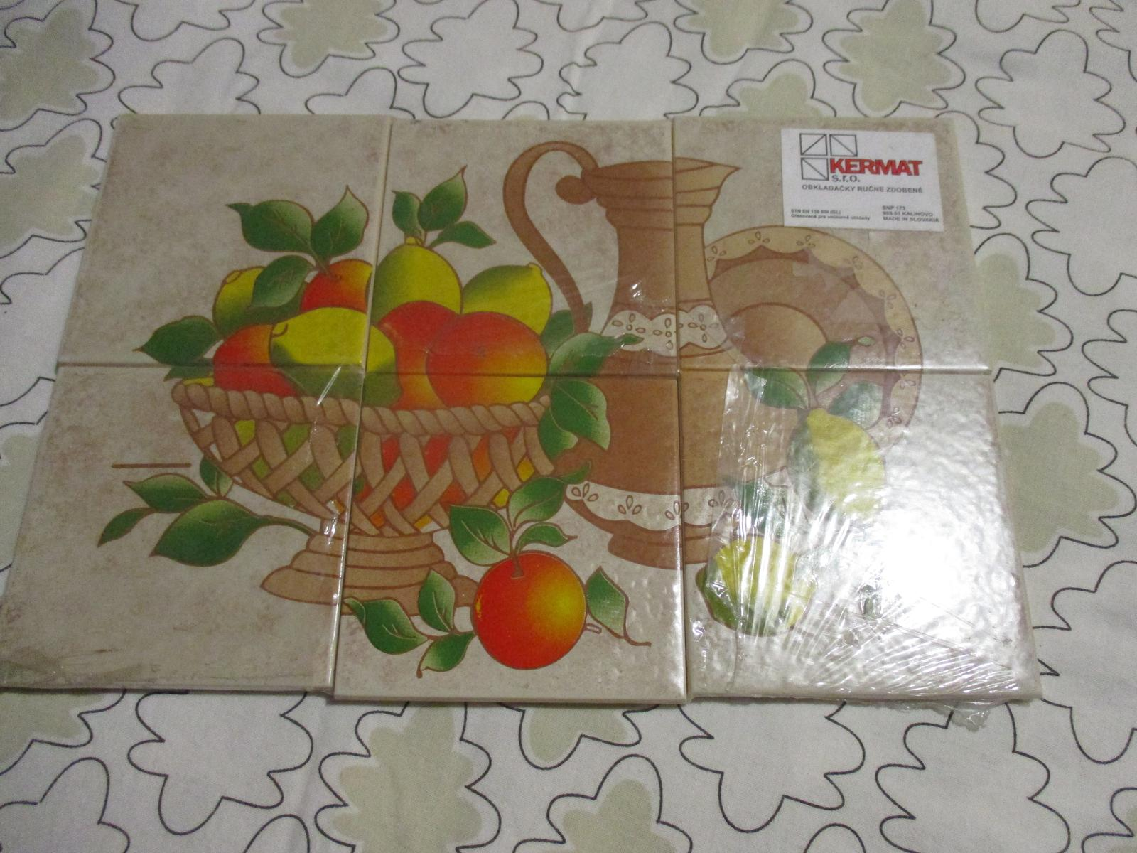 Kachličky ovocie - Obrázok č. 1