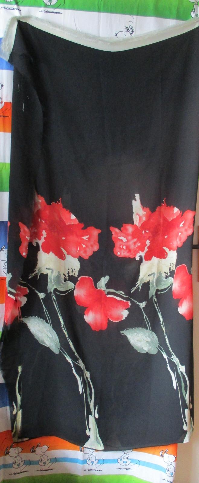 Látka na letné šaty - Obrázok č. 1