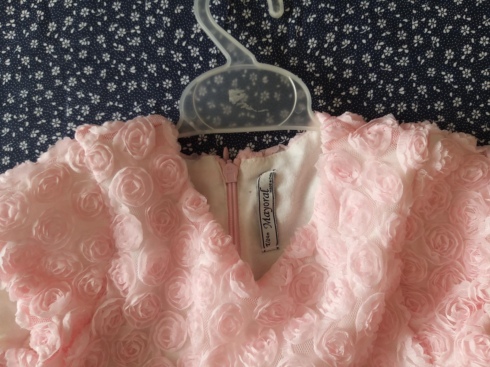 Šaty pre malú družičku - Obrázok č. 1