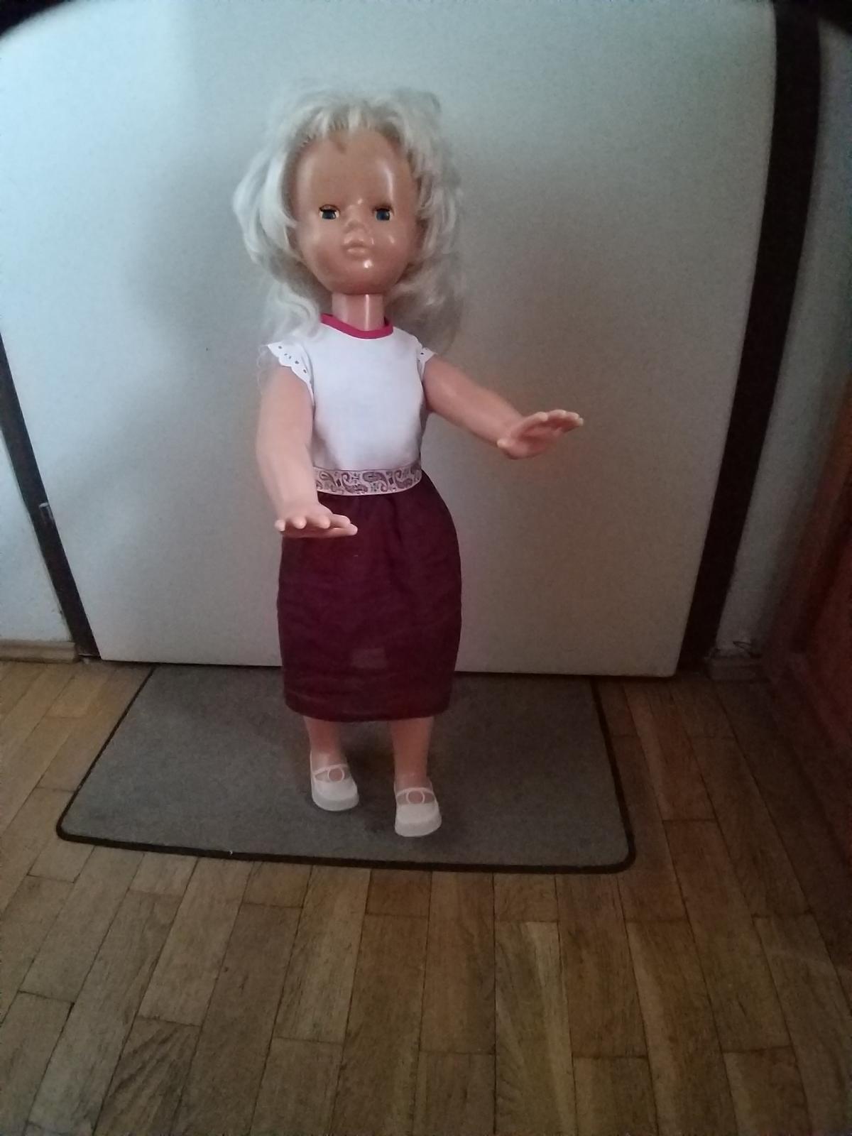 Stará ruská bábika - Obrázok č. 1
