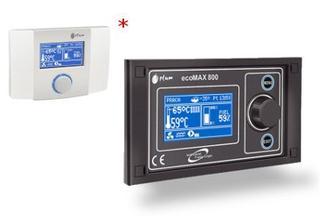 Riadiaca jednotka eco MAX 800 jednoduche ovladanie a hlavne prakticke.