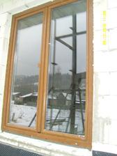 Terasove dvere rozmer 210 na 160 cm.