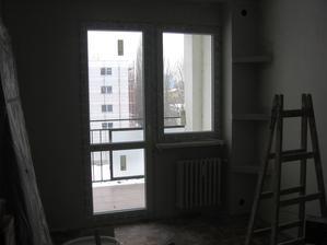 balkon na splani