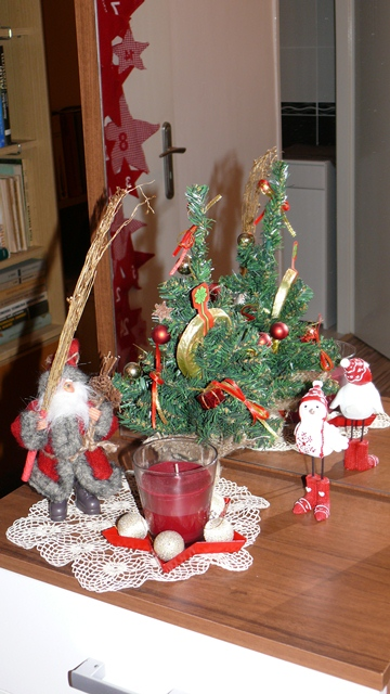 Vianoce 2012 - chodba