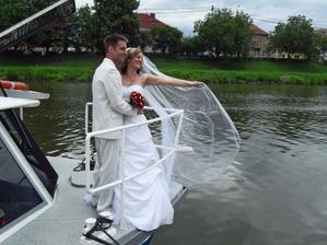 Čerství manželé :-)