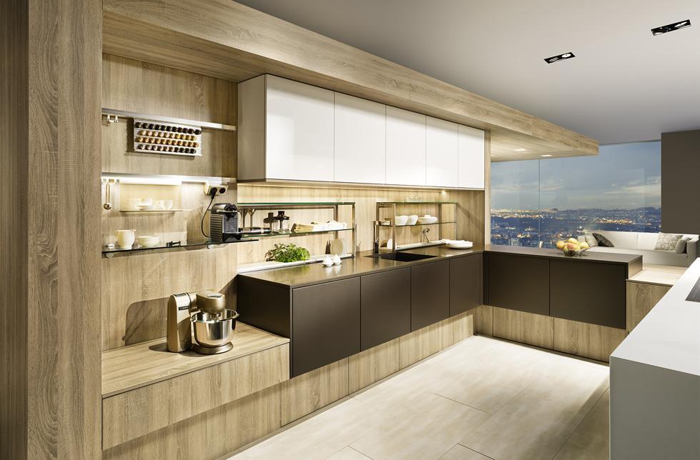Takto nejako si predstavujem náš dom... - Takúto kuchyňu som vzdy chcela..