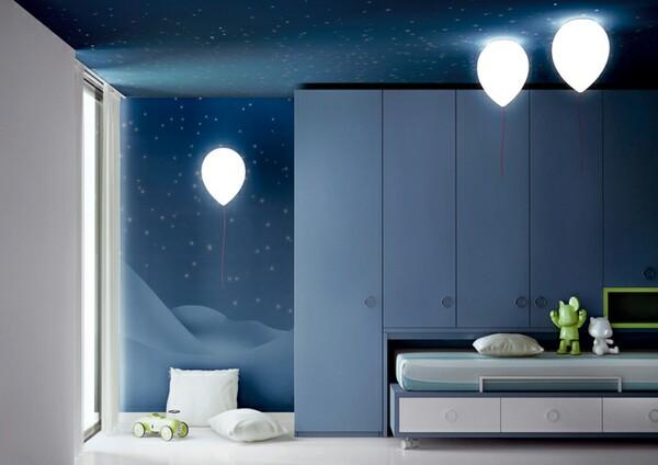 Takto nejako si predstavujem náš dom... - perfektne lampy..