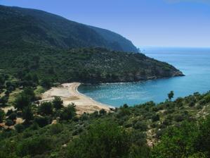 naša svadobná cesta ... Grécko-Thassos :o)