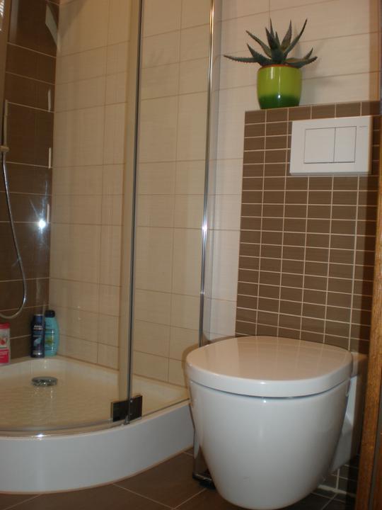Bungalov 967 - kúpelňa č.1