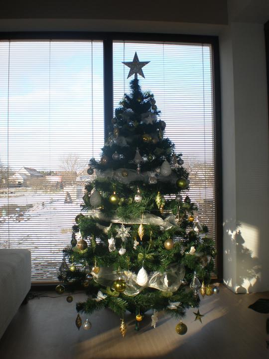 """Bungalov 967 - naše prvé Vianoce ,,2011"""""""