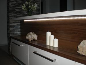 doplnené LED osvetlenie