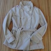 Bílý kabátek vel. M/L , M