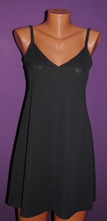 šedé šaty Sasch M - Obrázek č. 1