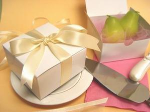 krásná krabička na cukroví...