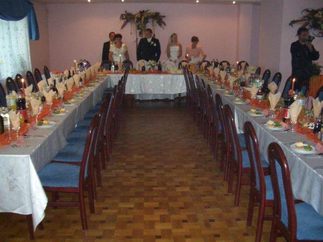 Pripravy na 3.5.2008 - tu bude svadba