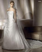 moje svatební šaty San Patrick - Pineda