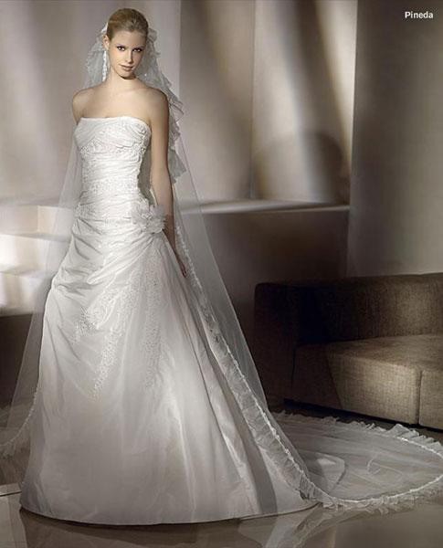 Lucie & Radek ♥2.8.2008♥ - moje svatební šaty San Patrick - Pineda