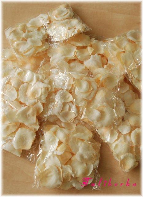 Lucie & Radek ♥2.8.2008♥ - první vlaštovky pro dekoraci svatební tabule